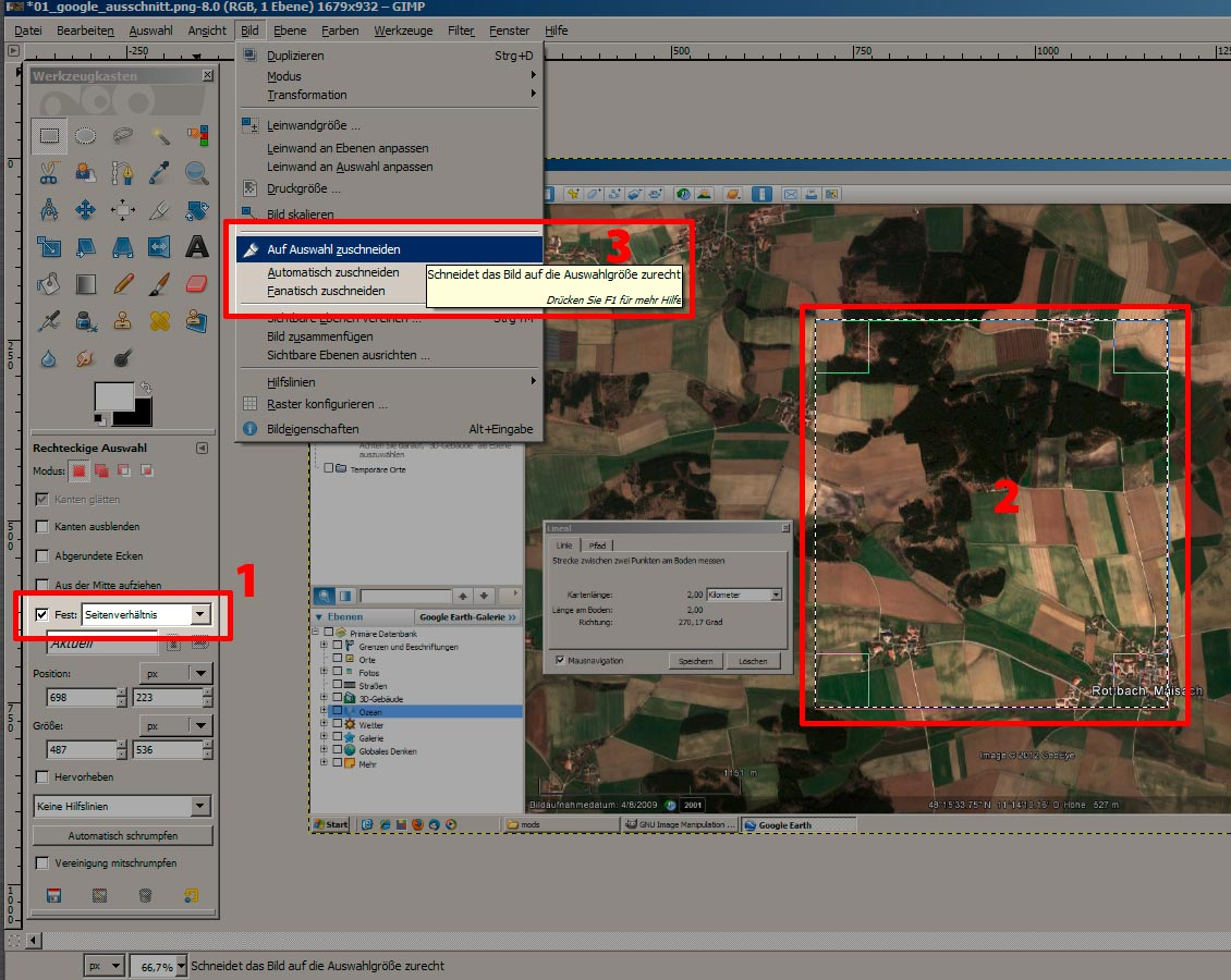 ls map mit google earth erstellen tutorials planet landwirtschafts simulator. Black Bedroom Furniture Sets. Home Design Ideas